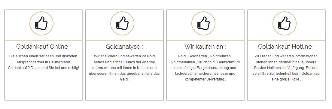 Gold Ankauf Berlin